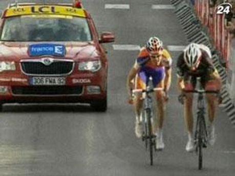 Велоспорт. Paris-Nicca