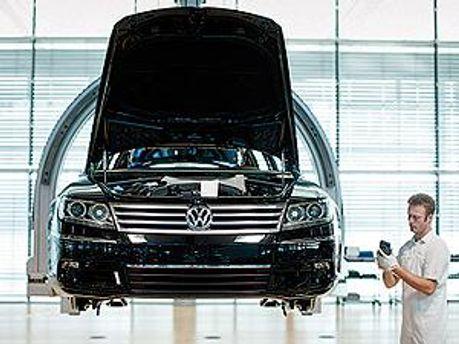 Volkswagen непогано заробив