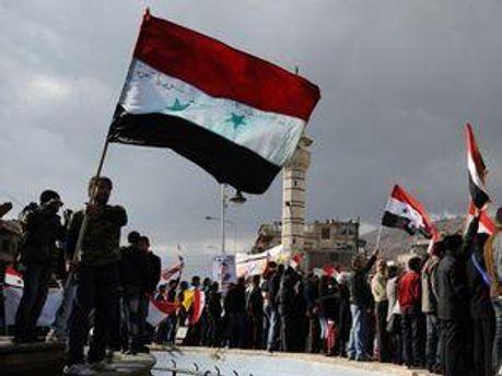 7 травня у Сирії — вибори