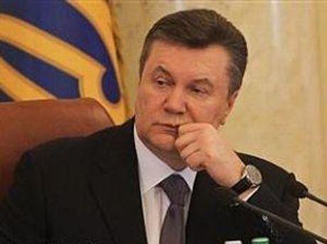 Янукович отрицает, что новые инициативы провозглашены под выборы