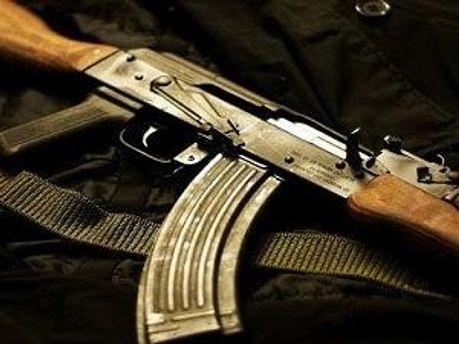 Солдат застрелився з автомата