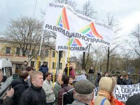 ЛГБТ-активисты готовят парад-протест