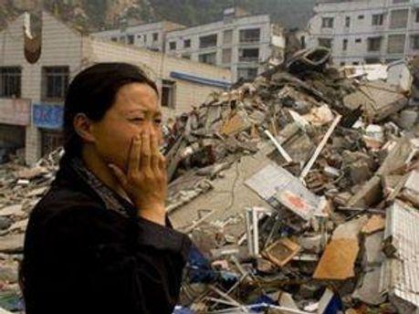 В прошлом году землетрясение в Японии вызвало цунами