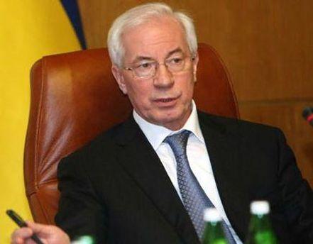 Також Азаров наполягає на тристоронньому газовому консорціумі