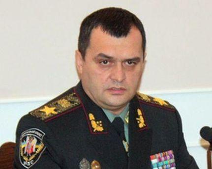 Міністр внутрішніх справ Віталій Захарченко