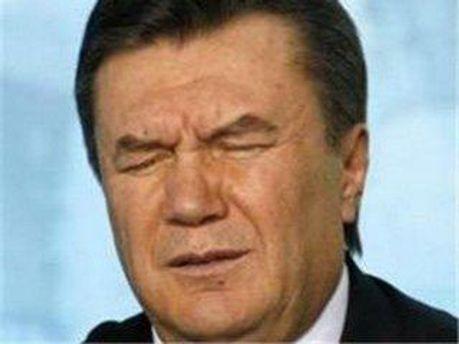 Це не перший географічний конфуз Януковича