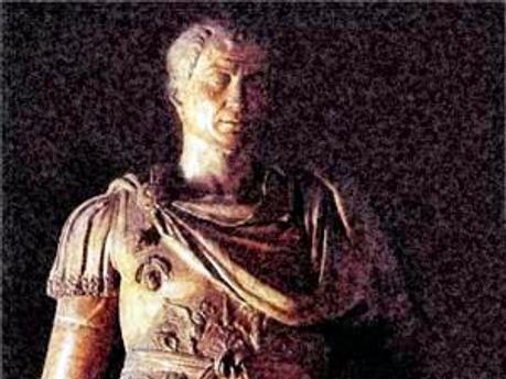Статуя Гая Юлія Цезаря