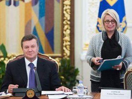 Ганна Герман залишається у радниках Президента