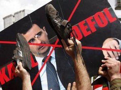 Під час протестів з 2011 року в Сирії загинуло більше 7 тисяч осіб