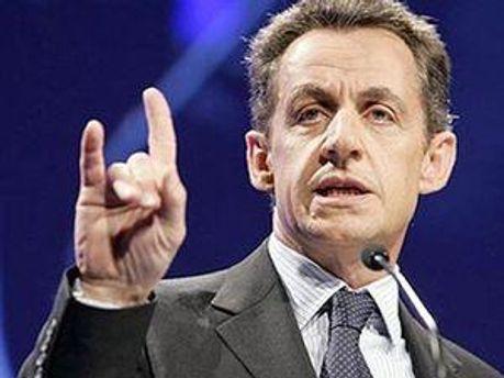 Саркозі ініціюватиме податок в разі свого обрання на другий термін