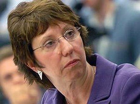 Глава зовнішньополітичного відомства ЄС Кетрін Ештон