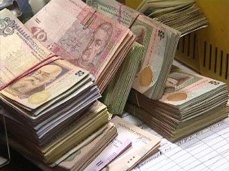 Долг Украины составляет 44,879 миллиарда долларов
