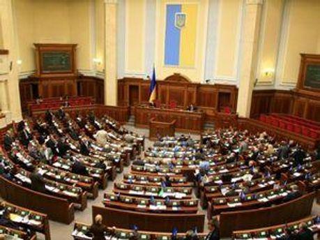 Оппозиция формирует список кандидатов в народные депутаты