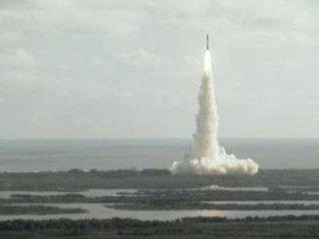 Космические запуски и баллистические ракеты используют схожие технологии