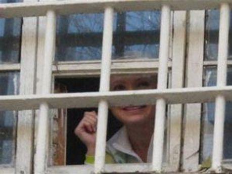 Юлия Тимошенко в Качановской колонии