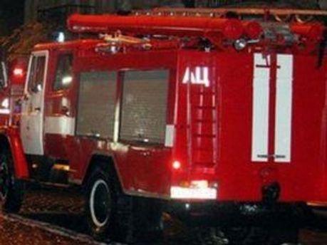 На боротьбу з пожежею задіяли 4 одиниці техніки