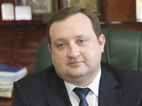 Голова правління Національного банку України Сергій Арбузов