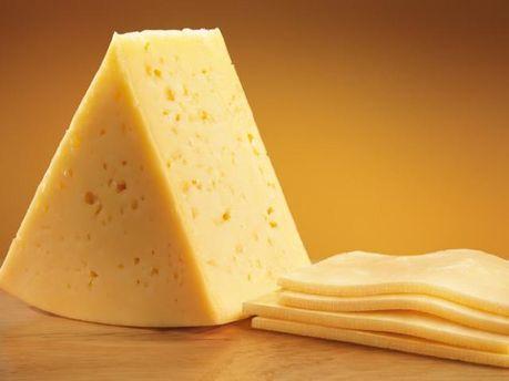 В українському сирі немає пальмової олії
