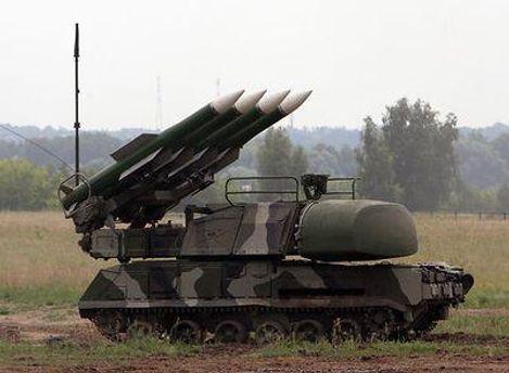 Сирийцы могли передать ракетные комплексы Бук-М1-2