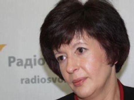 Валерия Лутковская - одна из возможных кандидатов на должность омбудсмена