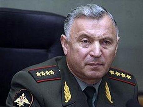 Начальник Генштабу ЗС РФ Микола Макаров