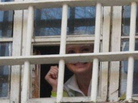 Юлія Тимошенко надіслала лист з Качанівської колонії