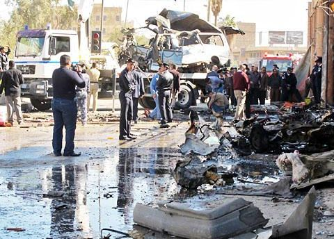 Взрывы связывают с саммитом Лиги арабских государств