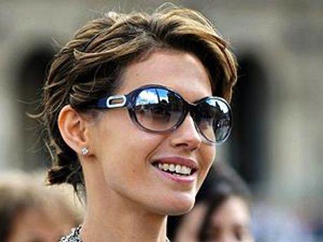Дружина Президента Сирії Асма Асад