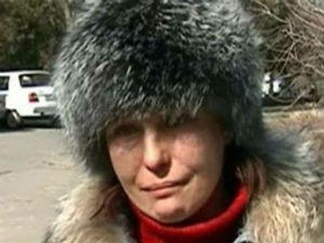 Мама Оксаны Макар Татьяна Суровицкая