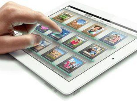 Новый iPad нагревается до 33,6 градусов