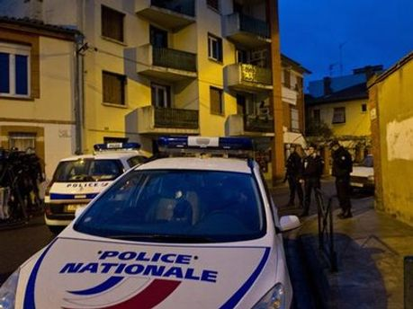 Полиция окружила дом Мохаммеда Мэра