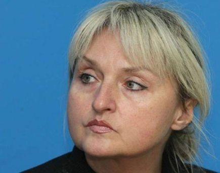 Жена Луценко о судье Вовке, здоровье мужа и передачах