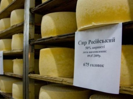 Грищенко нашел покупателей украинского сыра в Азии и Африке