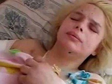 Пострадавшая Оксана Макар