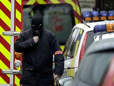 Боєць антитерористичного підрозділу