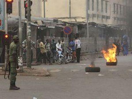 Вулиці у Бамако