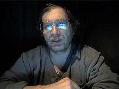 Сергій Мавроді. Кадр з відео
