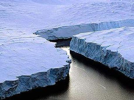 Танення криги в Арктиці
