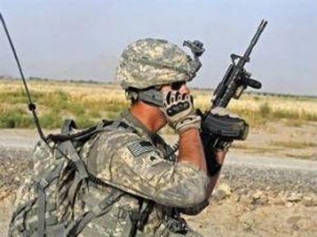 Американський солдат