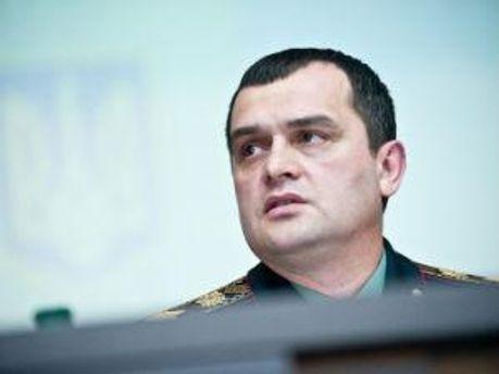 Глава МВС Віталій Захарченко