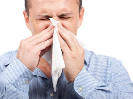 Больных гриппом все больше среди украинцев