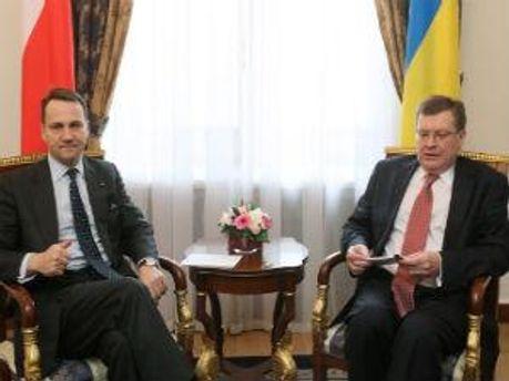 Міністри двох держав