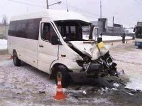 Авария в Венгрии