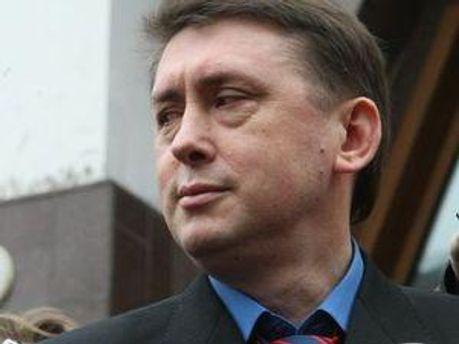 Экс-майор Госохраны Николай Мельниченко