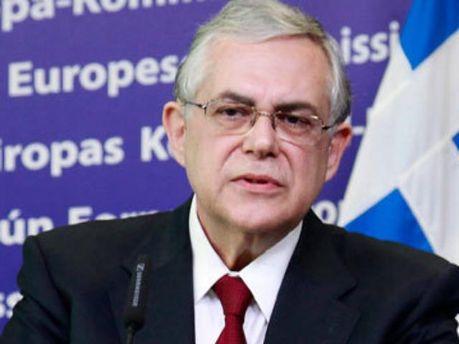 Прем'єр-міністр Греції Лукас Пападімос