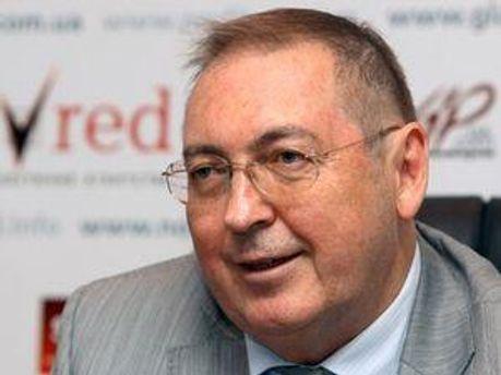 Політолог Дмитро Видрін