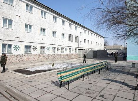 Двор Качановской колонии