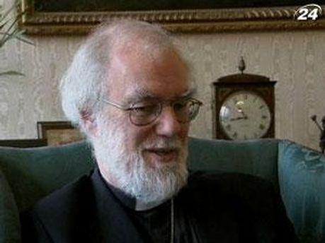 Архиепископ Кентерберийский Роуэн Уильямс