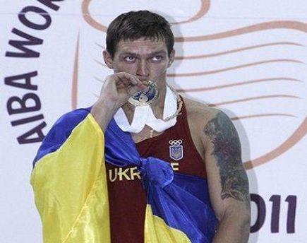 Олександр Усік