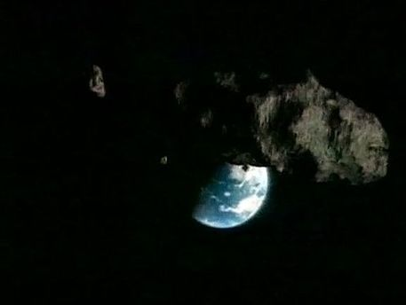 Астероїди в діаметрі були не більше 10 метрів